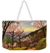 Vintage Japanese Art 14 Weekender Tote Bag