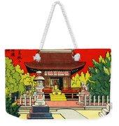 Vintage Japanese Art 2 Weekender Tote Bag