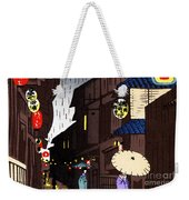Vintage Japanese Art 26 Weekender Tote Bag