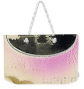 Vintage Japanese Art 27 Weekender Tote Bag