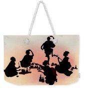 Vintage Japanese Art 28 Weekender Tote Bag