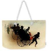 Vintage Japanese Art 29 Weekender Tote Bag