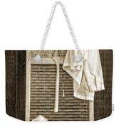 Vintage Laundry Room Weekender Tote Bag by Edward Fielding