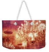 Vintage Light Weekender Tote Bag