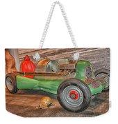 Vintage Midget Racer Weekender Tote Bag