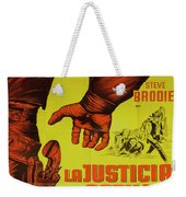 Vintage Movie Poster 1 Weekender Tote Bag