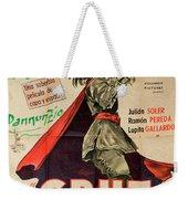 Vintage Movie Poster 7 Weekender Tote Bag