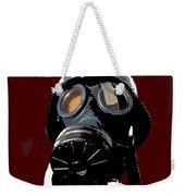 Vintage Nazi Gas Mask Barry Sadler Collection Tucson Arizona 1971-2016 Weekender Tote Bag