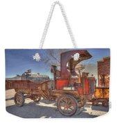 Vintage Packard Truck Weekender Tote Bag