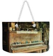 Vintage Piano  Weekender Tote Bag