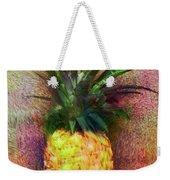 Vintage Pineapple Weekender Tote Bag