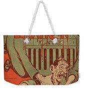Vintage Poster - Vatican Galantara Weekender Tote Bag