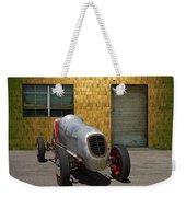 Vintage Racing Car Weekender Tote Bag