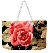 Vintage Rose 02 Weekender Tote Bag