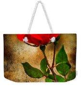 Vintage Rose Weekender Tote Bag
