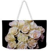 Vintage Roses Bouquet Weekender Tote Bag