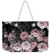 Vintage Roses In Pink 2  Weekender Tote Bag