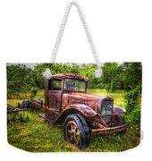 Vintage Treasure Weekender Tote Bag