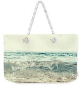 Vintage Waves Weekender Tote Bag