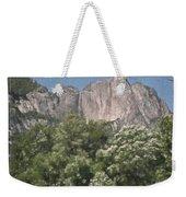 Vintage Yosemite Weekender Tote Bag