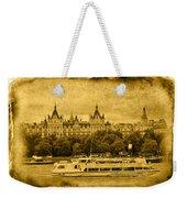 Vintage04 Weekender Tote Bag by Svetlana Sewell