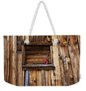 Viola In Window Weekender Tote Bag