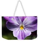 Viola Named Columbine Weekender Tote Bag