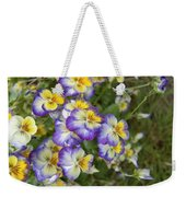 Violas Weekender Tote Bag