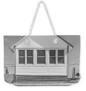 9 - Violet - Flower Cottages Series Weekender Tote Bag