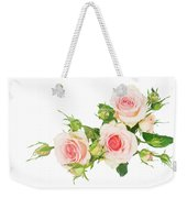 Garden Roses And Buds Weekender Tote Bag