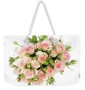 Bouquet Of Garden Roses Weekender Tote Bag