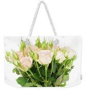 Garden Roses Bouquet Weekender Tote Bag