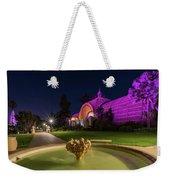 Violet Castles Weekender Tote Bag