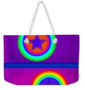 Violet Circus Weekender Tote Bag