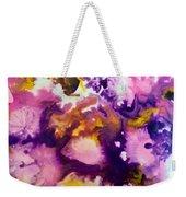 Violet Explosion  Weekender Tote Bag