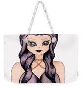 Violet Femme Weekender Tote Bag