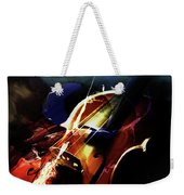 Violin Painting Art 321 Weekender Tote Bag