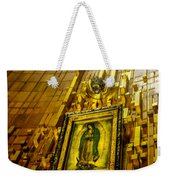 Virgen De Guadalupe 10 Weekender Tote Bag