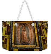 Virgen De Guadalupe 6 Weekender Tote Bag