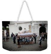 Virgen De La Concepcion - Ciudad Vieja Guatemala Weekender Tote Bag