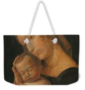 Virgin And Child 1470 Weekender Tote Bag