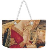 Virgin And Child  Weekender Tote Bag