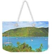 Virgin Island Getaway Weekender Tote Bag