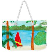 Virgin Island Memories Weekender Tote Bag