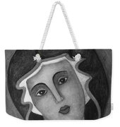 Virgin Mary Weekender Tote Bag