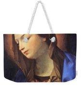Virgin Of The Annunciation Weekender Tote Bag