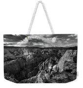 Virgin River Canyon, Zion National Park Weekender Tote Bag