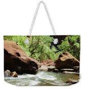 Virgin River Weekender Tote Bag