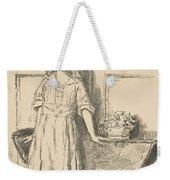 Virginia, 1918 Weekender Tote Bag