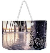 Virginia Beach Pier 2 Weekender Tote Bag